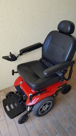 Used- <i>Like New</i> Pride Jazzy Select HD Power Wheelchair